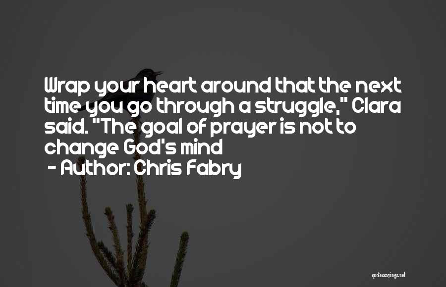 Chris Fabry Quotes 1038594
