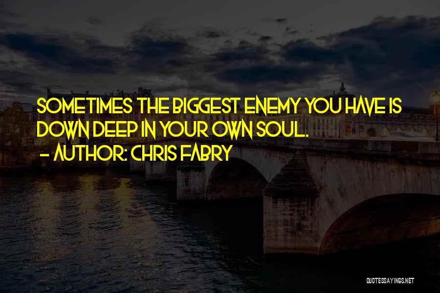 Chris Fabry Quotes 1257987