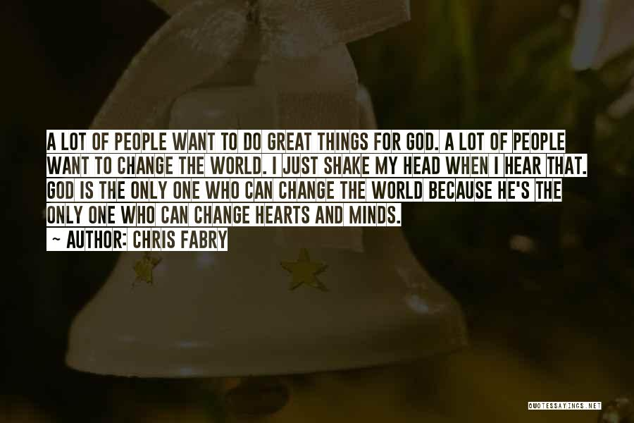 Chris Fabry Quotes 1459194