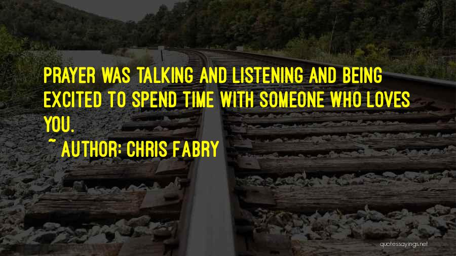 Chris Fabry Quotes 1516035