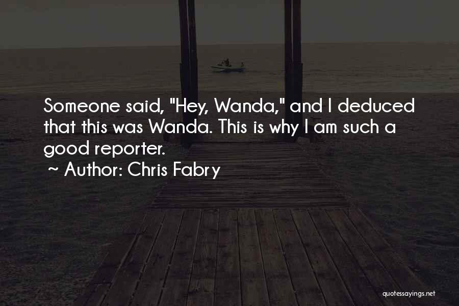 Chris Fabry Quotes 2005962