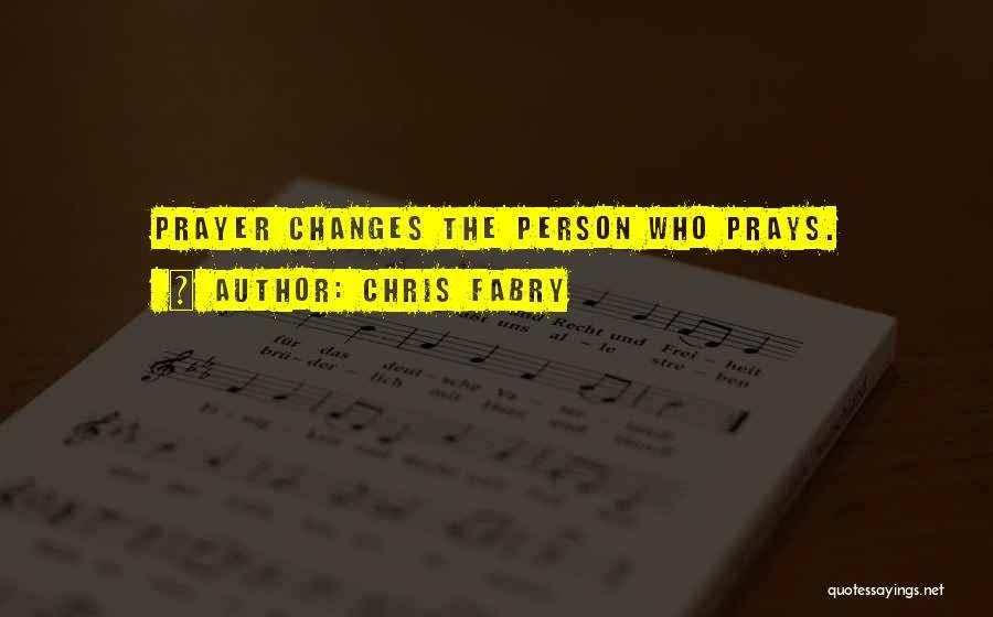 Chris Fabry Quotes 2193265