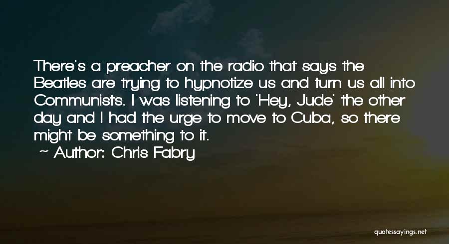 Chris Fabry Quotes 572152