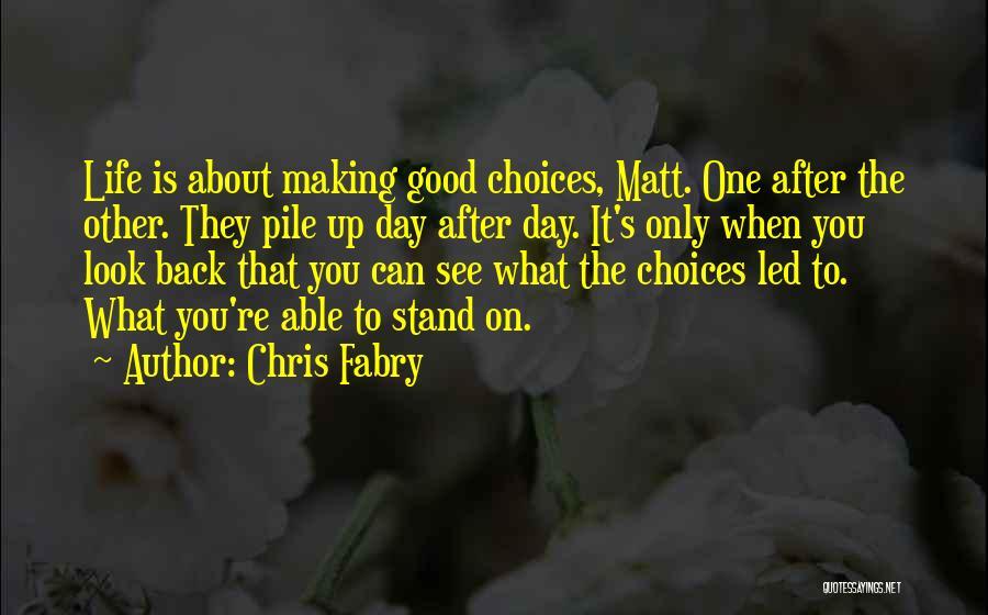 Chris Fabry Quotes 614079