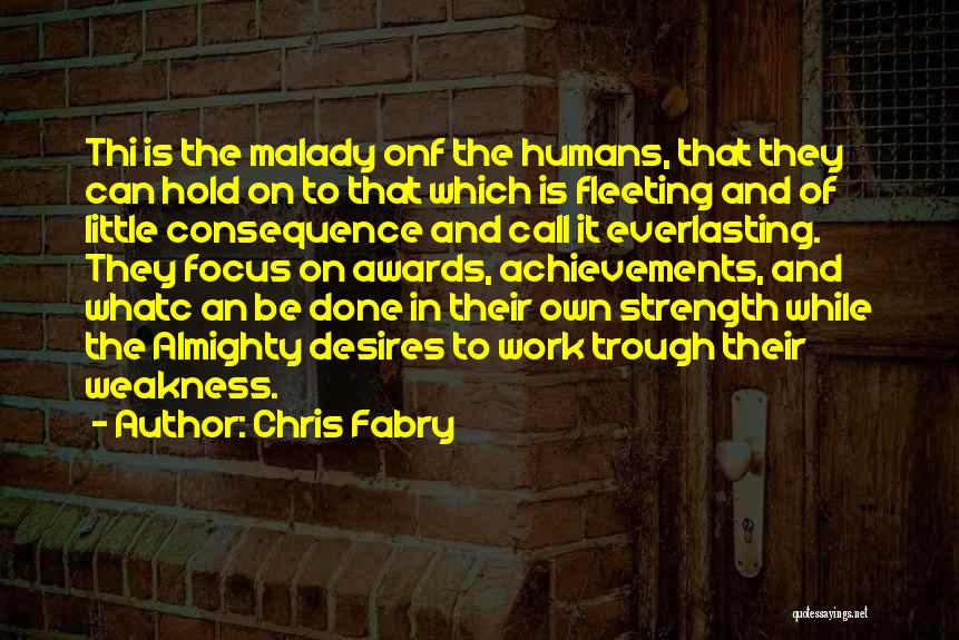 Chris Fabry Quotes 648235