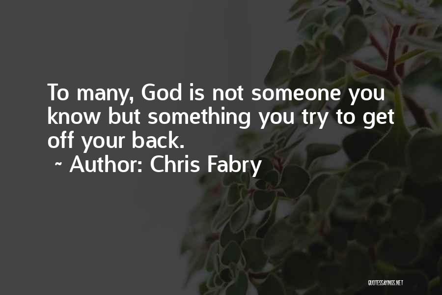 Chris Fabry Quotes 802672