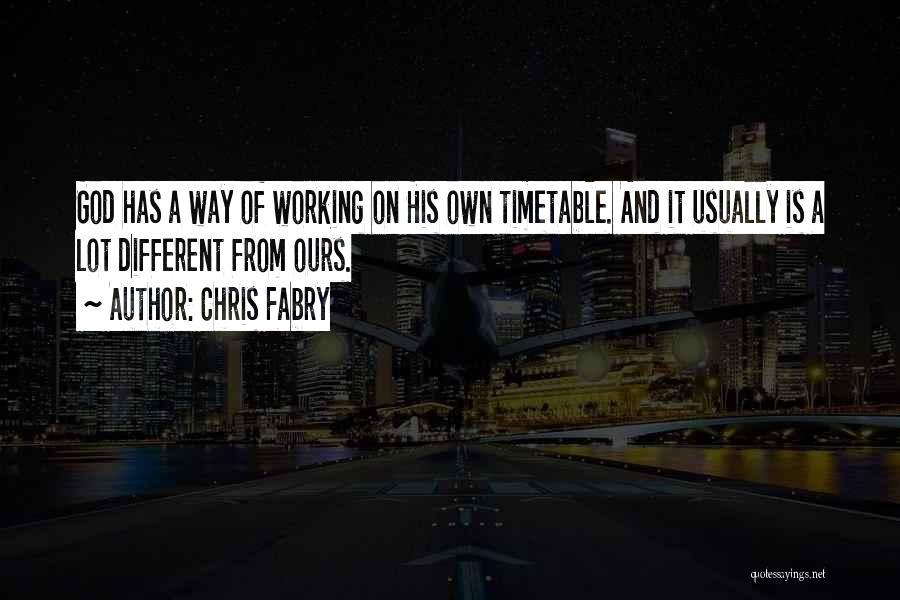 Chris Fabry Quotes 96062