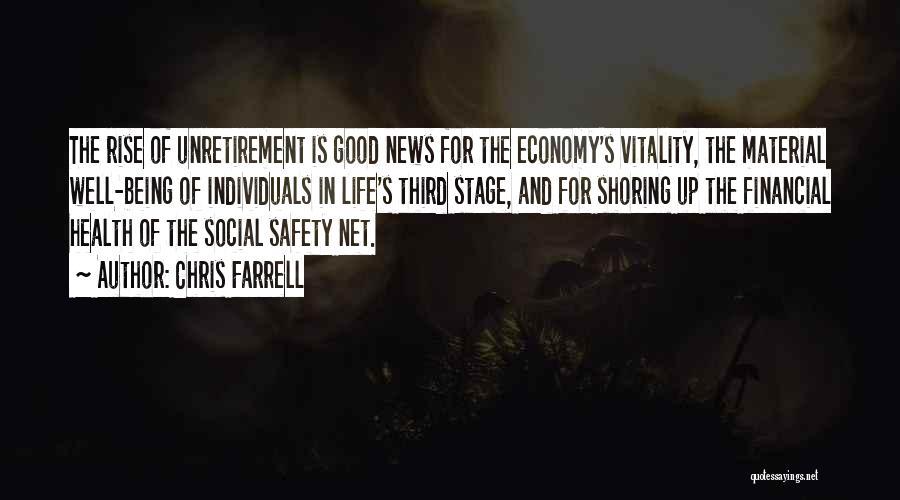 Chris Farrell Quotes 611238