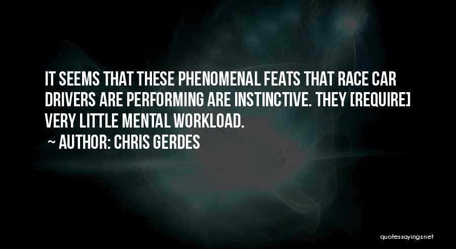 Chris Gerdes Quotes 252423