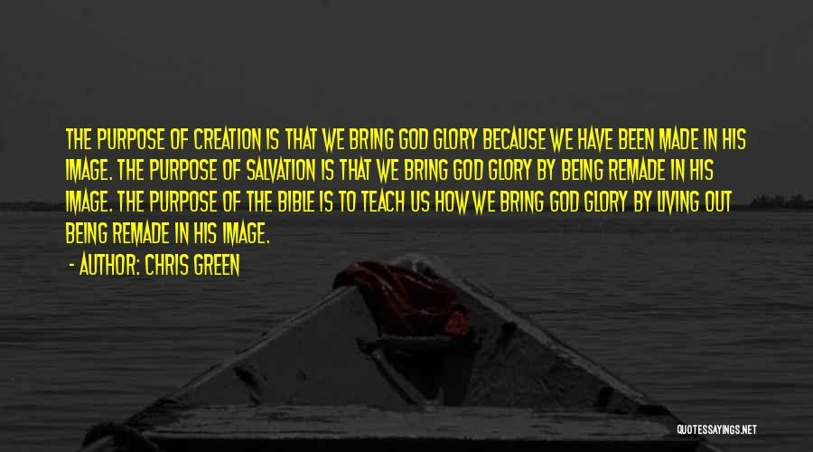 Chris Green Quotes 948792