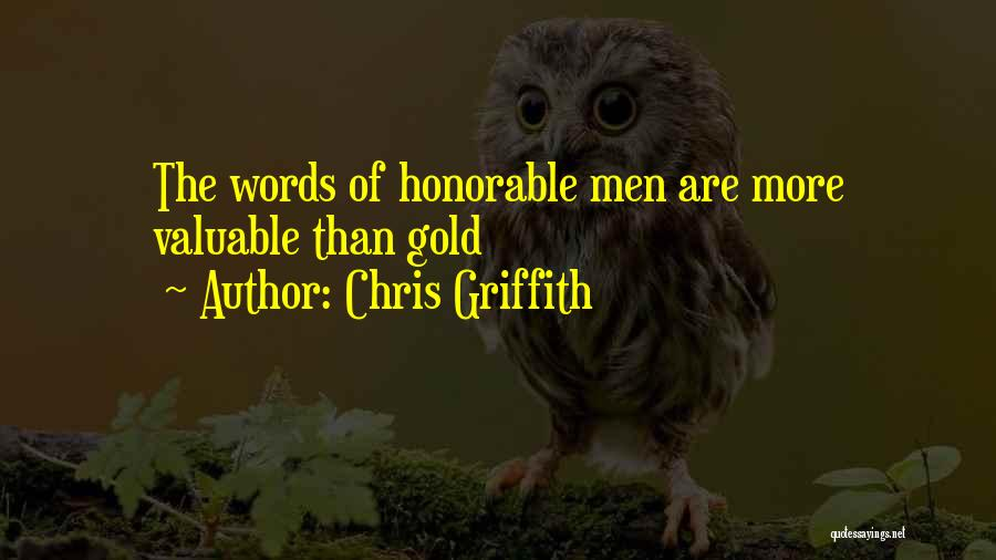 Chris Griffith Quotes 1178067