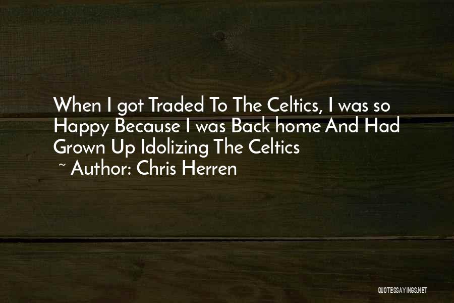 Chris Herren Quotes 604869