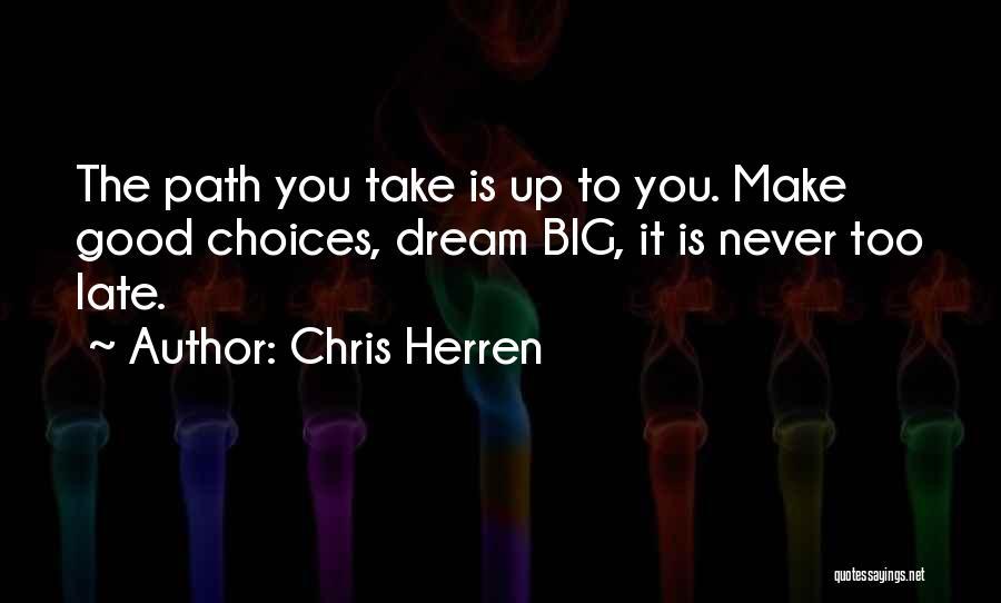 Chris Herren Quotes 703157