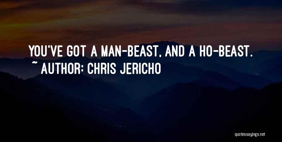 Chris Jericho Funny Quotes By Chris Jericho