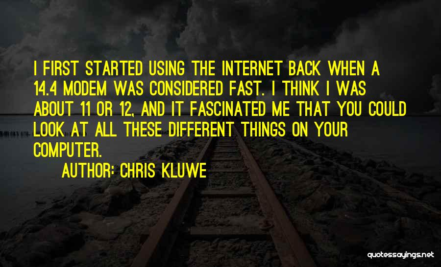 Chris Kluwe Quotes 1915181