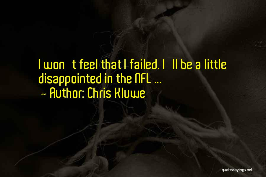 Chris Kluwe Quotes 767217