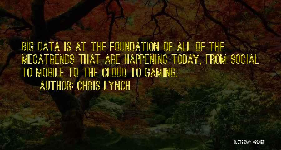 Chris Lynch Quotes 2127846
