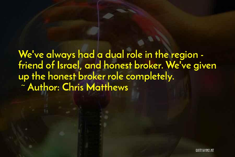 Chris Matthews Quotes 1255720