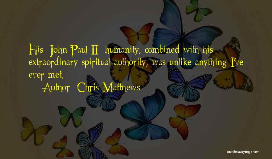 Chris Matthews Quotes 2023070