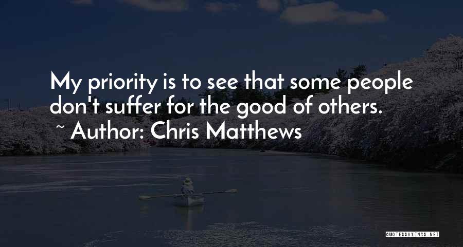 Chris Matthews Quotes 710337