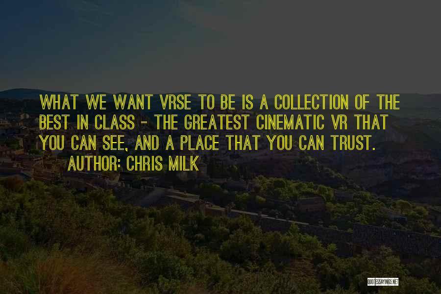Chris Milk Quotes 1066137