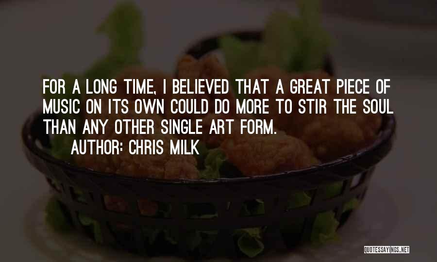 Chris Milk Quotes 1193508