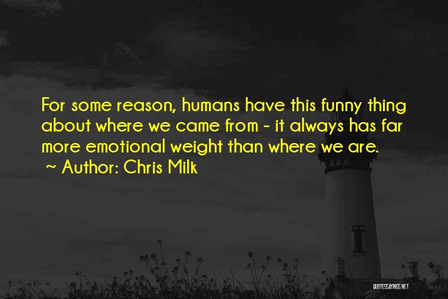 Chris Milk Quotes 1763627