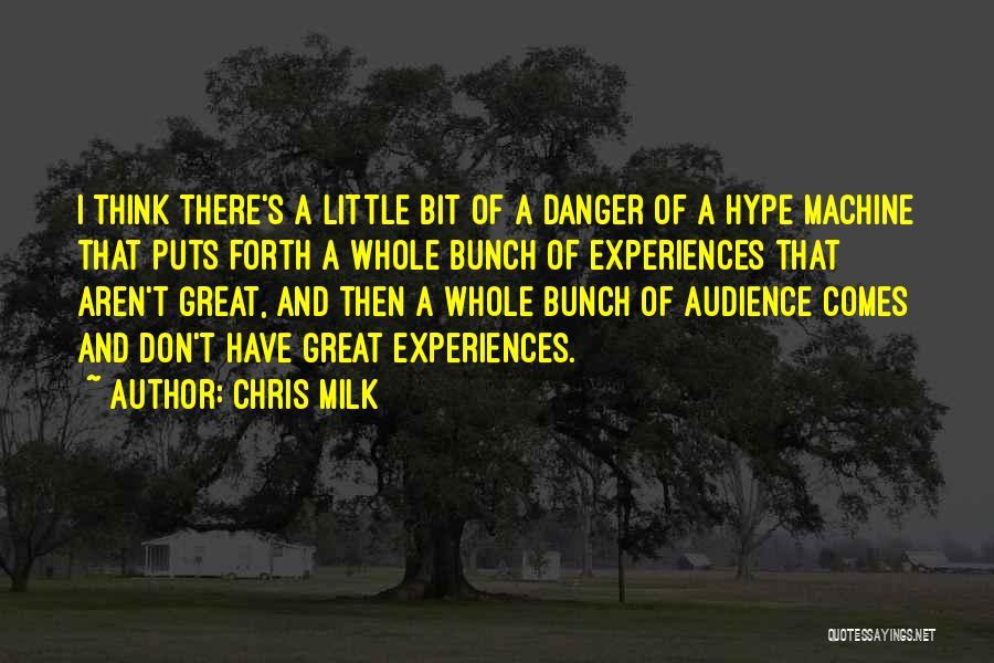 Chris Milk Quotes 1808639