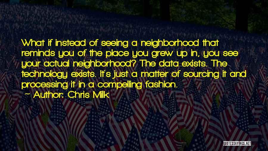 Chris Milk Quotes 1914617