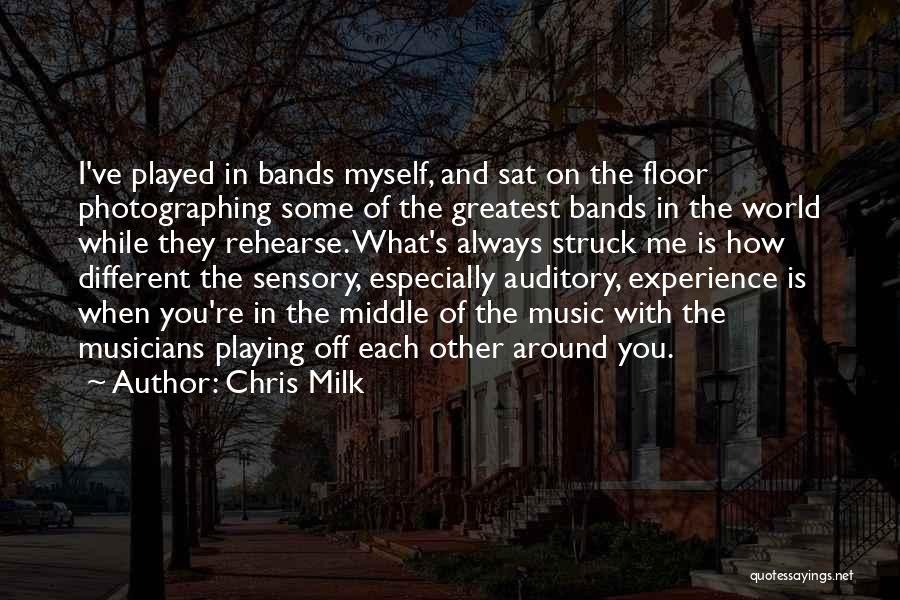 Chris Milk Quotes 327432