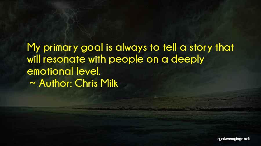 Chris Milk Quotes 367867