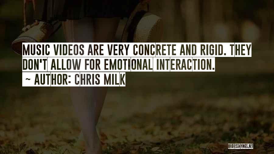 Chris Milk Quotes 370958