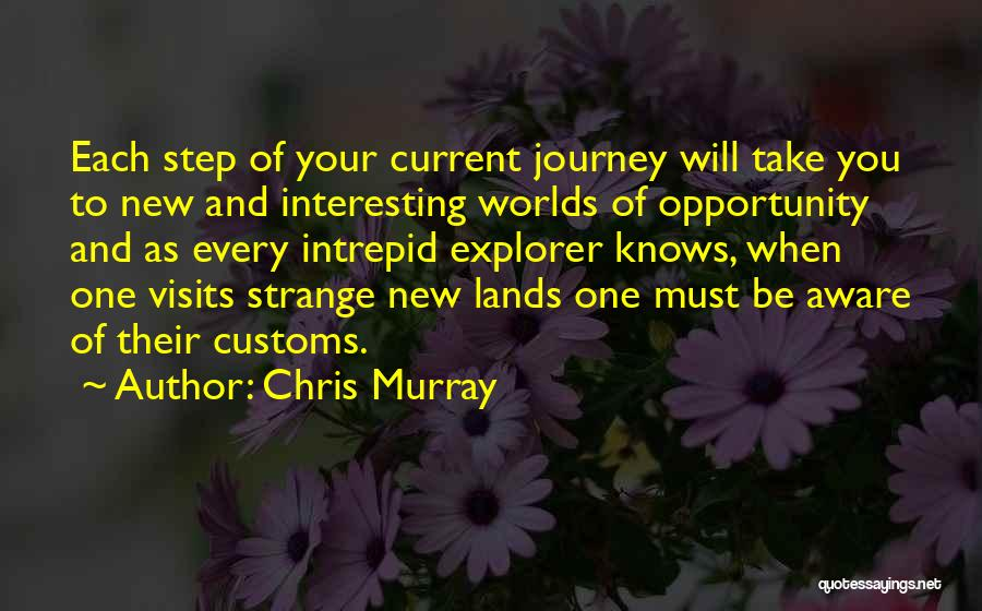 Chris Murray Quotes 144331