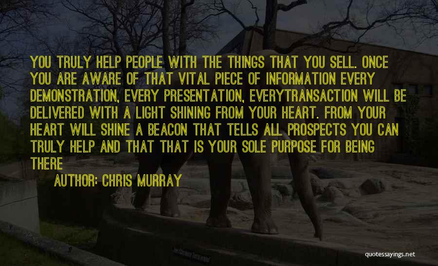 Chris Murray Quotes 1604863