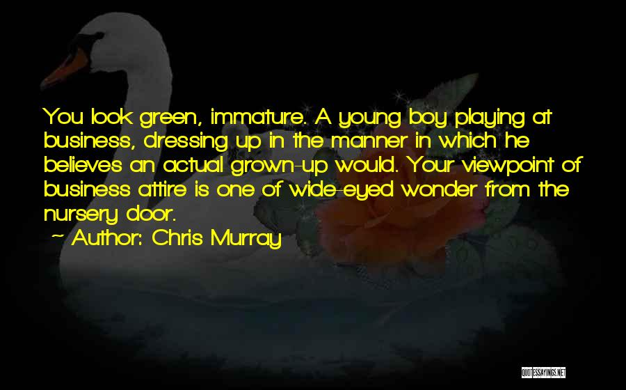 Chris Murray Quotes 1660125