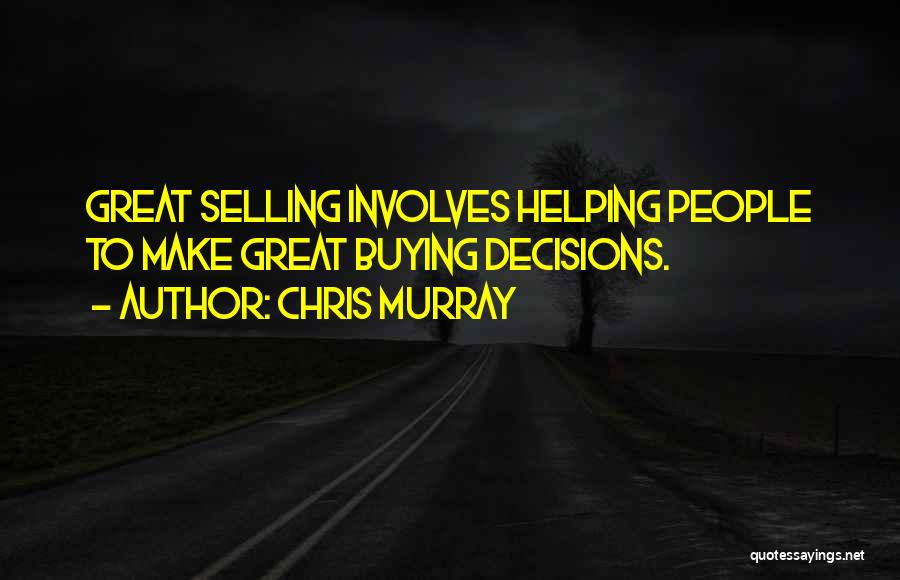 Chris Murray Quotes 1885165