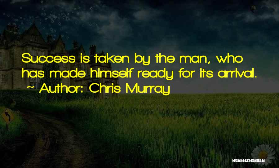 Chris Murray Quotes 2031897