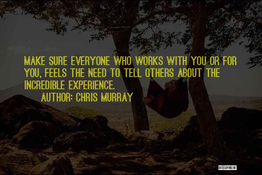 Chris Murray Quotes 209973