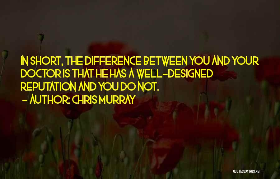Chris Murray Quotes 408701