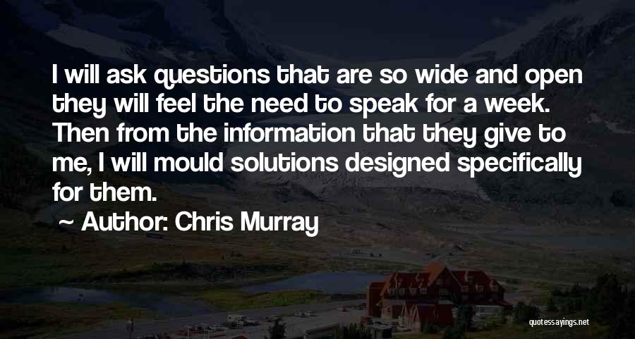 Chris Murray Quotes 640788