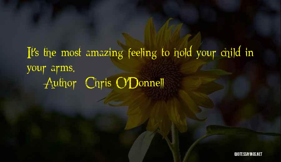 Chris O'Donnell Quotes 1198923