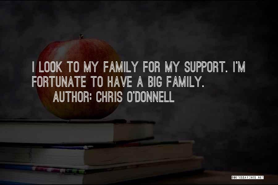 Chris O'Donnell Quotes 136566