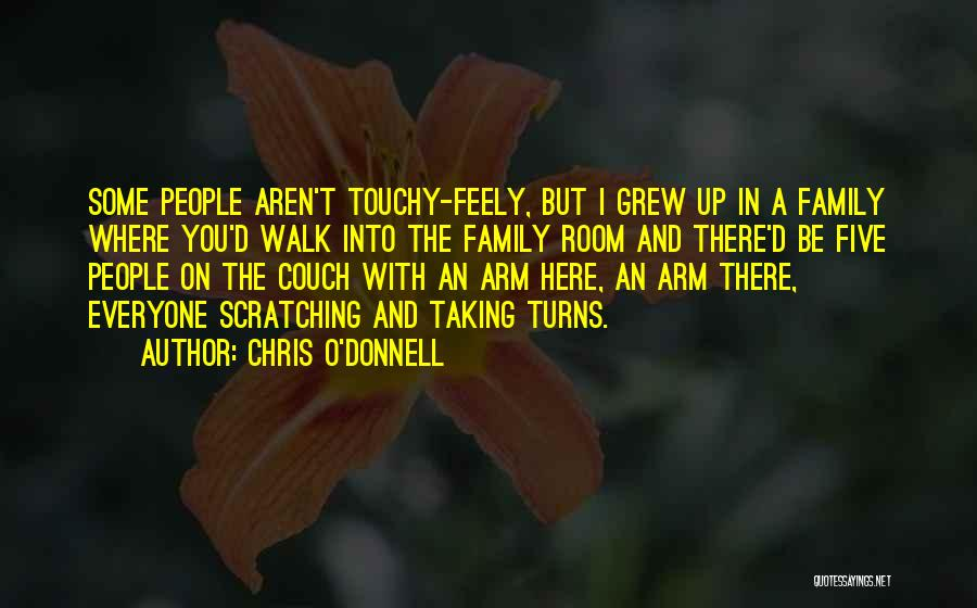 Chris O'Donnell Quotes 1626007