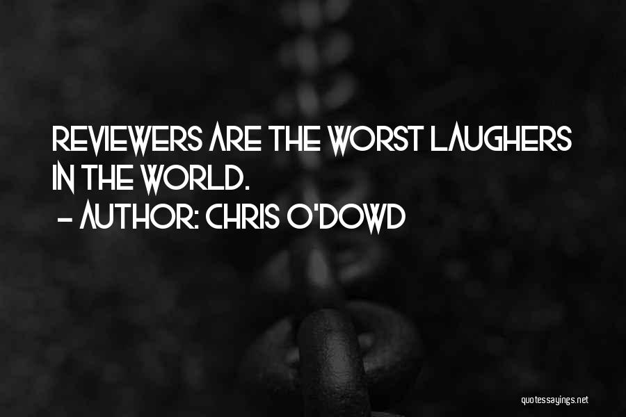 Chris O'Dowd Quotes 1059690