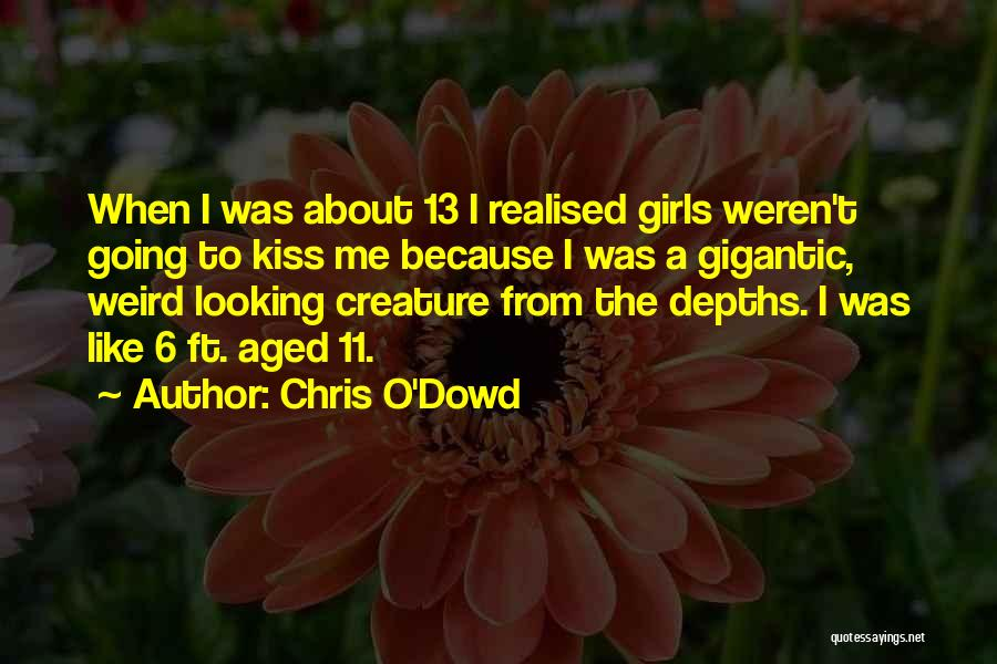 Chris O'Dowd Quotes 1142235
