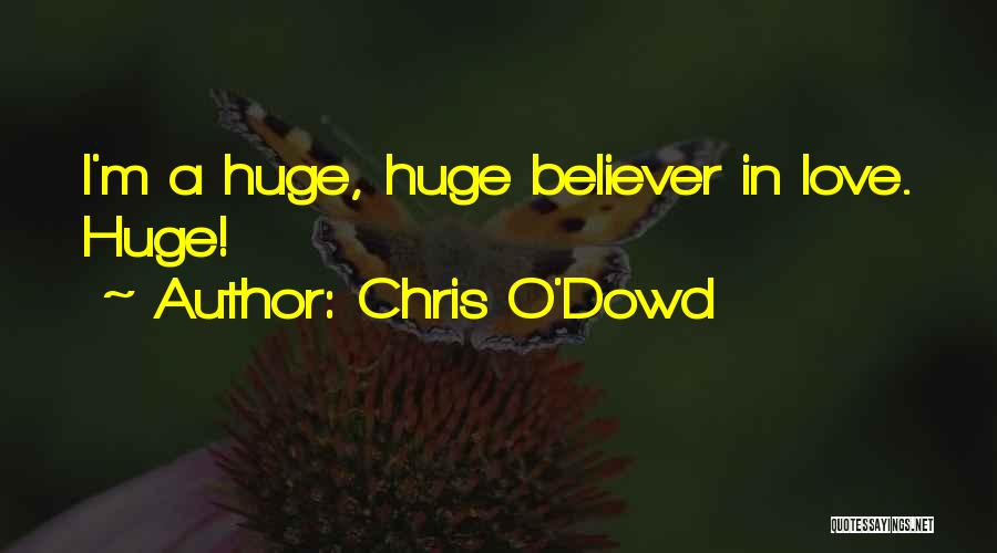 Chris O'Dowd Quotes 1687573