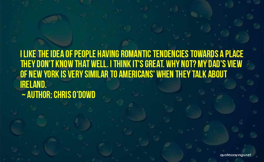 Chris O'Dowd Quotes 1717397