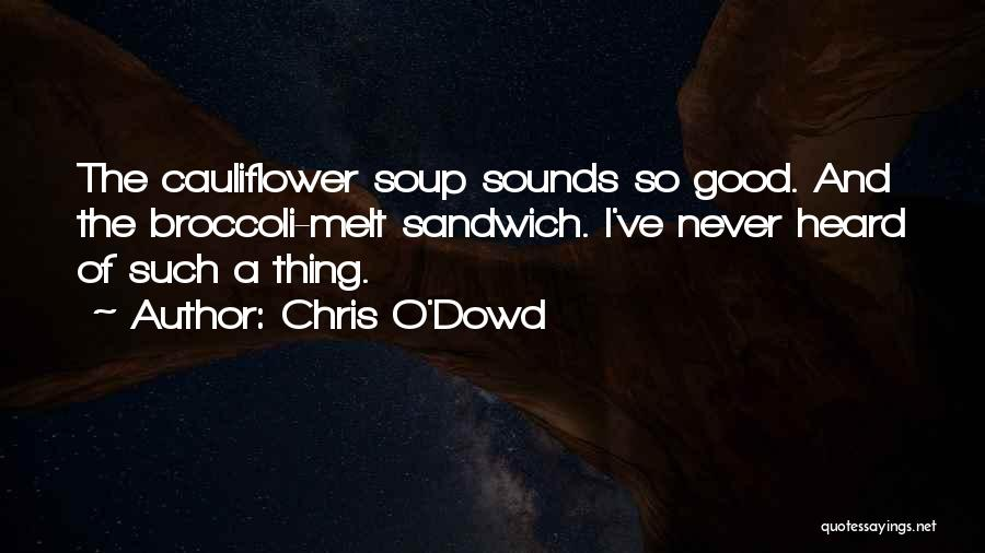 Chris O'Dowd Quotes 1856678