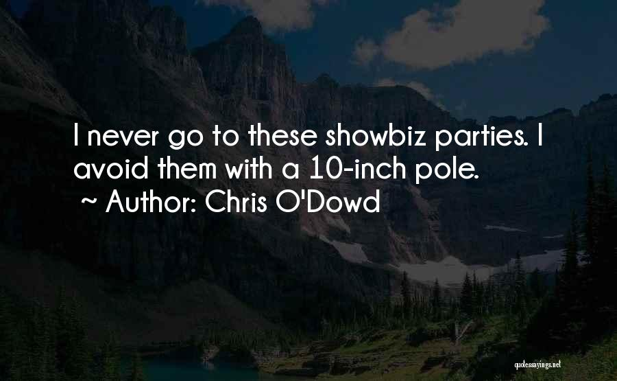 Chris O'Dowd Quotes 1941944