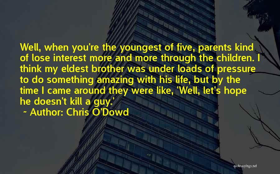 Chris O'Dowd Quotes 2087175
